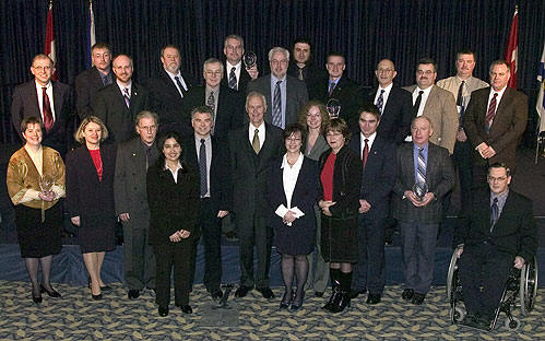 Nova Scotia Premier's award recipients, 2006